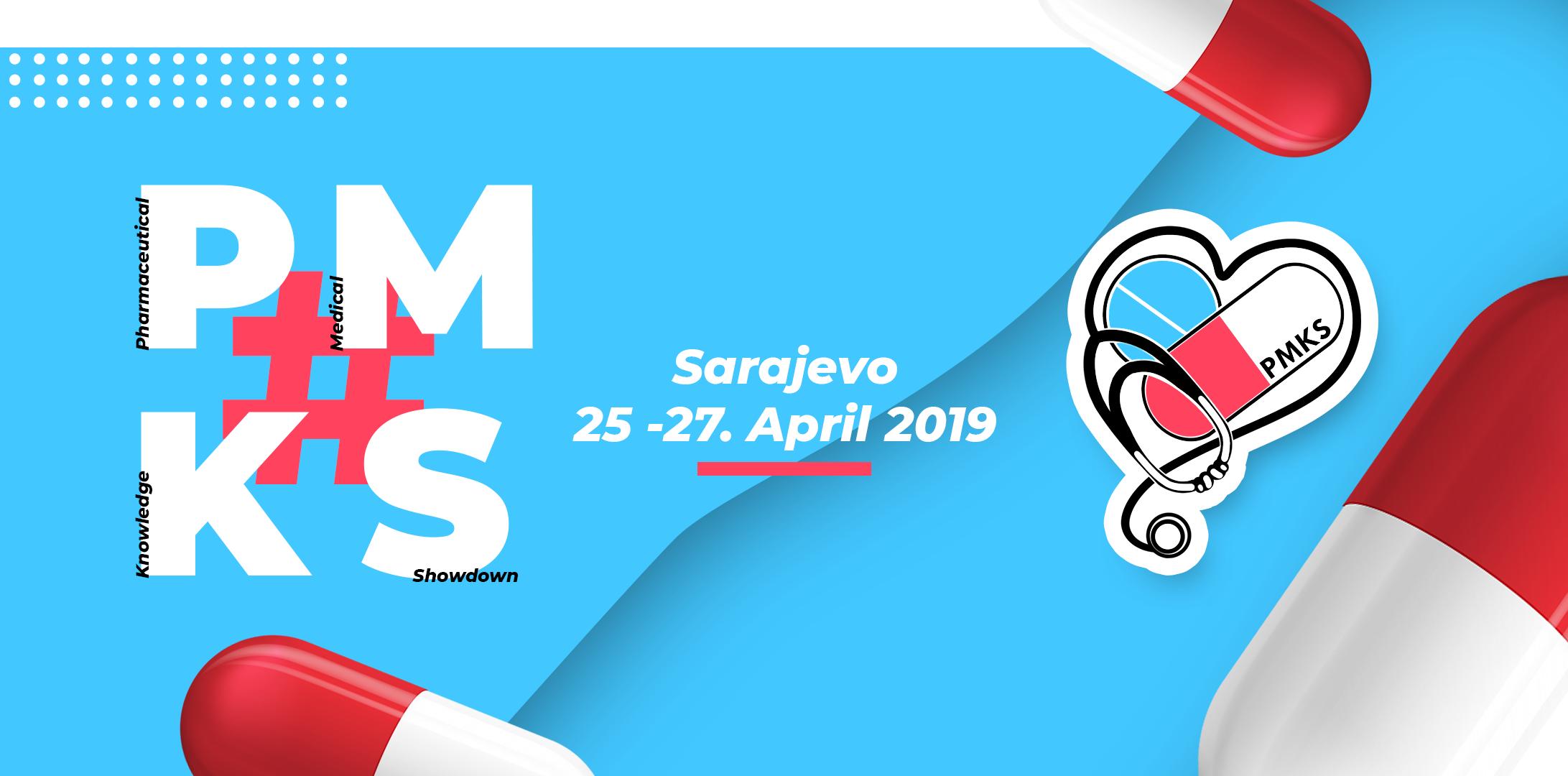 Takmičenje studenata medicine i farmacije u Sarajevu od 25. do 27. aprila