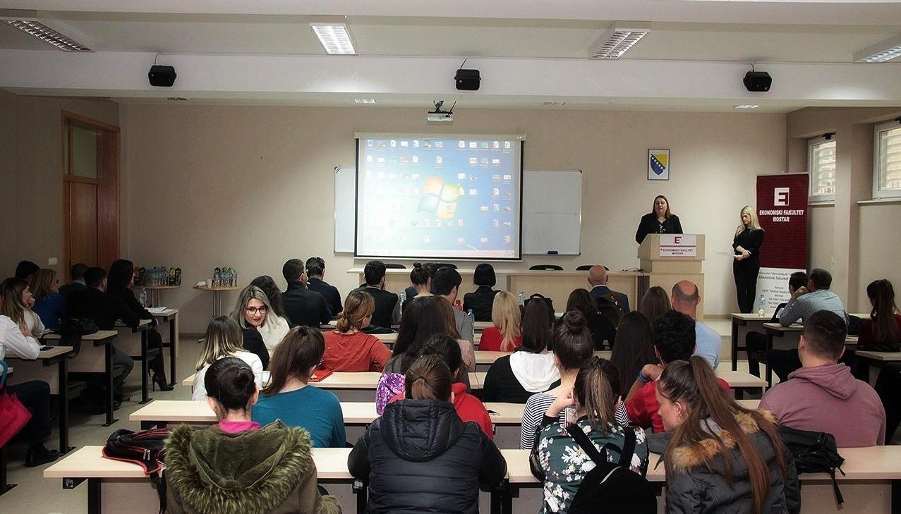 Studenti Studija turizma predstavili ideje za unaprjeđenje turističke ponude u okviru projekta Via Dinarica