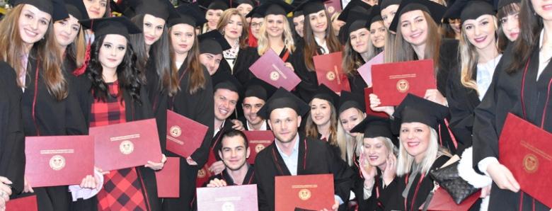 U četvrtak promocija diplomanata i magistara 12 fakulteta Univerziteta u Tuzli