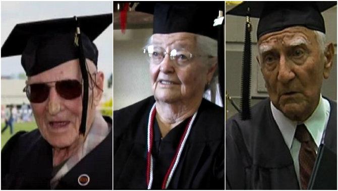 Neki imaju čak 99 godina: 6 najstarijih ljudi ikad koji su završili fakultet