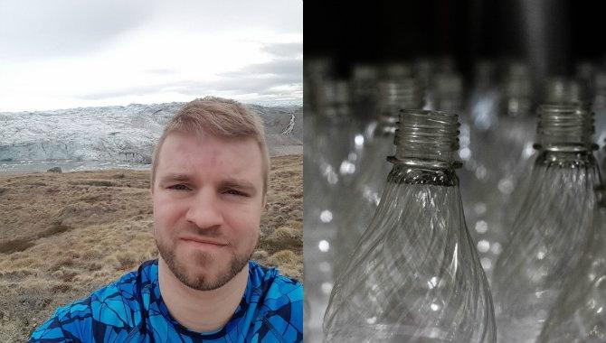 Pravo ekološko otkriće: Student izumio bocu koju možete pojesti nakon što vam više ne treba