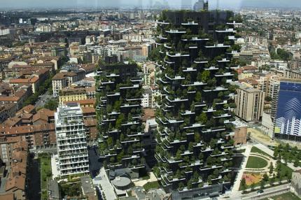 """Budućnost je stigla: Već su nikle prve """"vertikalne šume""""!"""