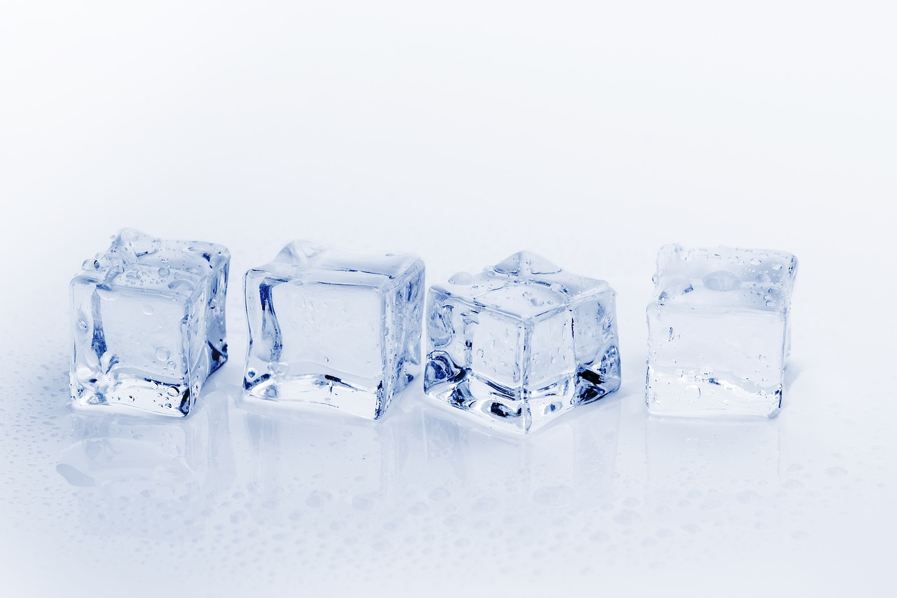 Kocka leda – osvježenje ili bolest?
