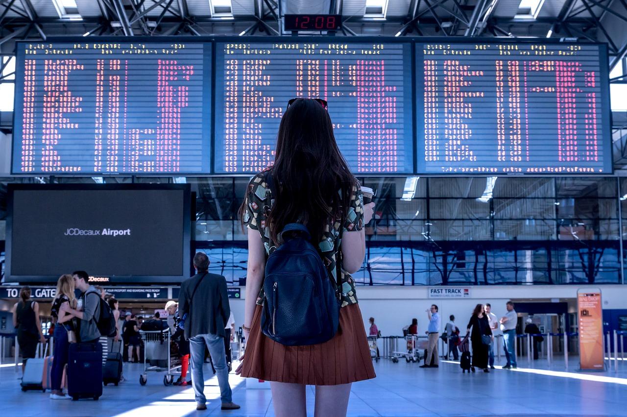 Savjeti za studente koji putuju sami
