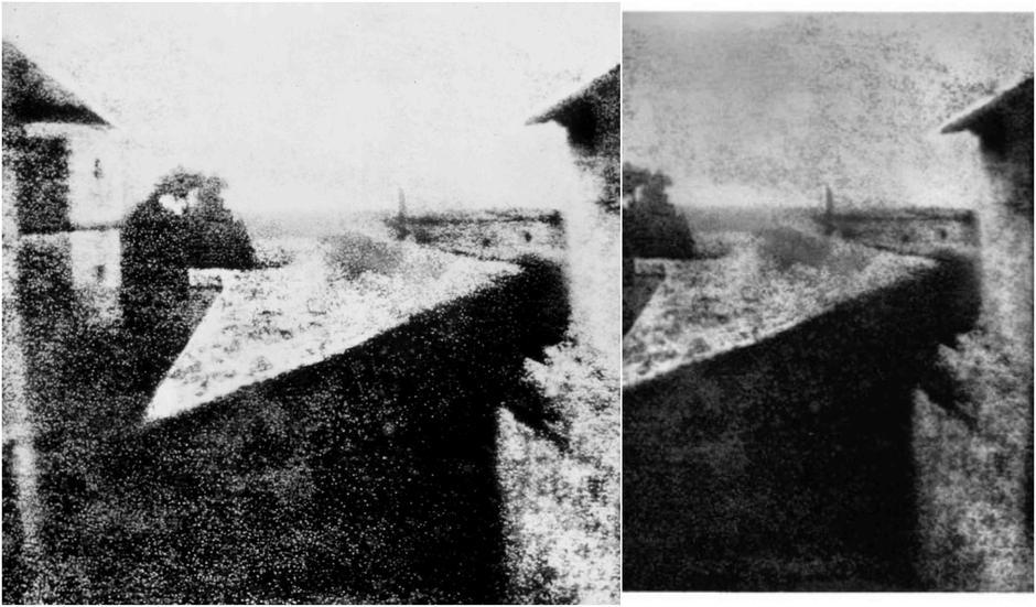 Kako izgleda najstarija fotografija na svijetu?
