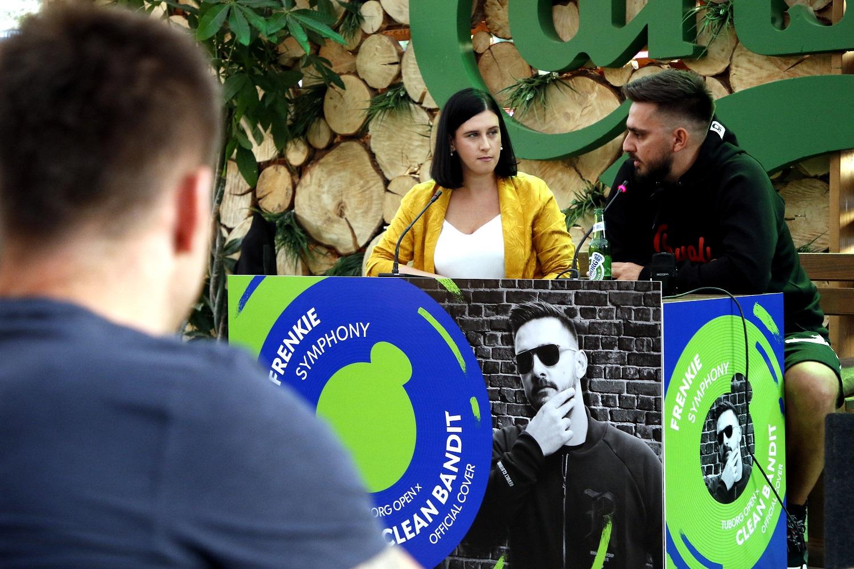 """U okviru Tuborg Open kampanje: Frenkie objavio novi cover svjetskog hita """"Symphony"""" od Clean Bandita"""