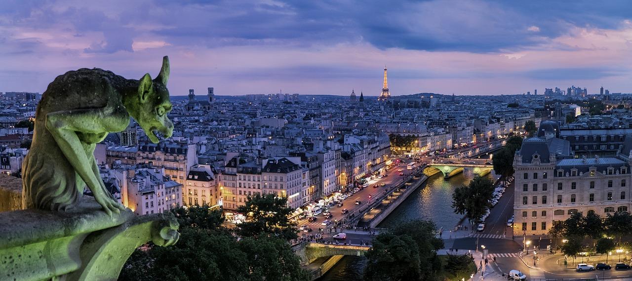 Deset književnih utočišta u Parizu: Omiljena mjesta čuvenih pisaca