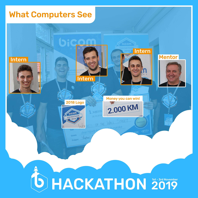 Prijavi se na Bicom Systems Hackathon 2019.