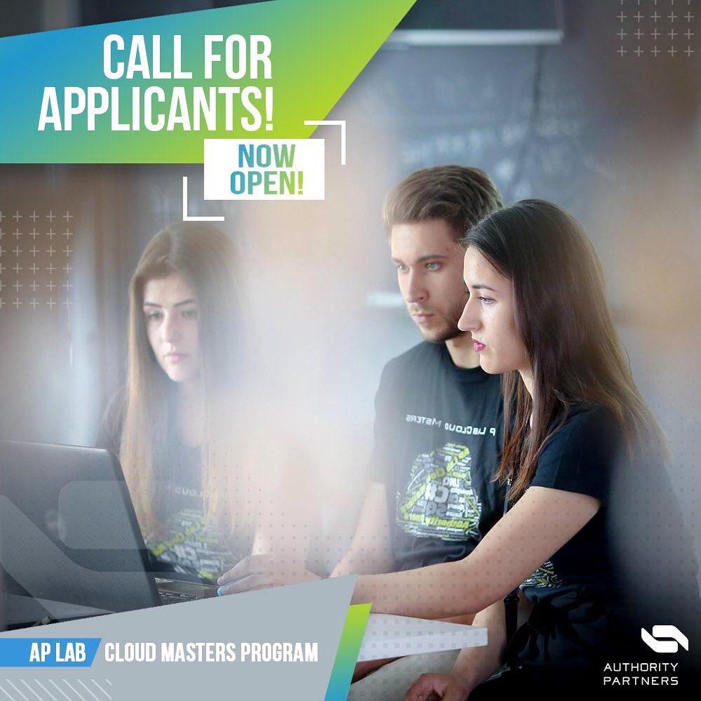 Otvorene su prijave za AP LAB Cloud Masters trening u kompaniji Authority Partners