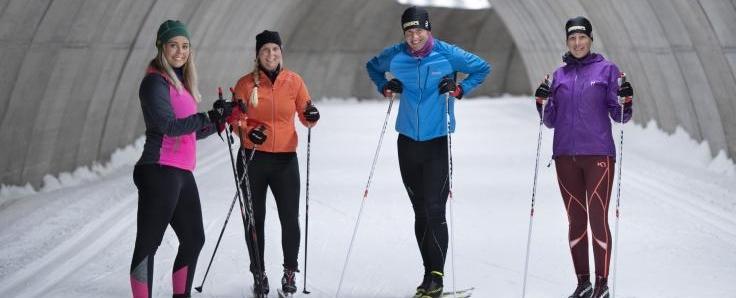 Od napuštenih tunela napravili skijalište otvoreno 365 dana u godini