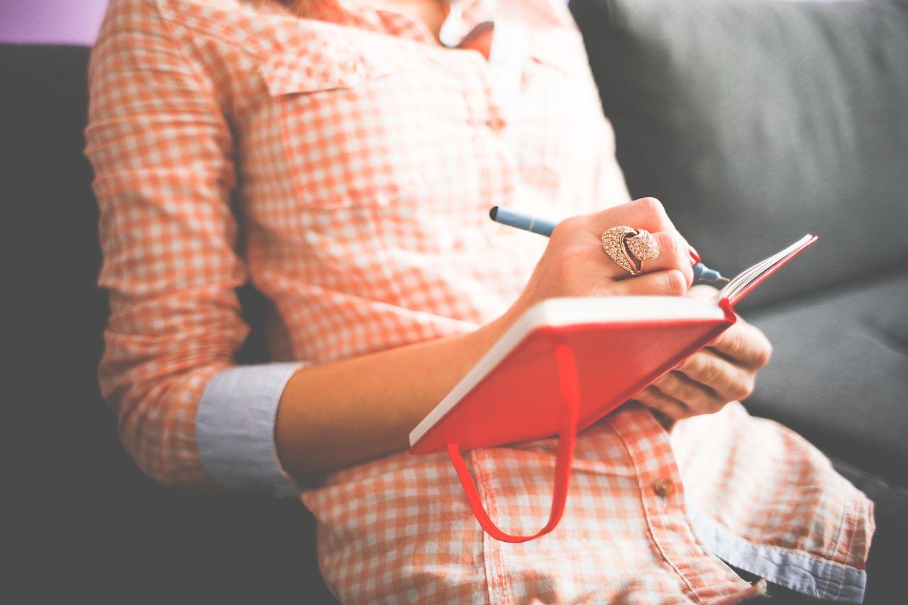 Pisanje osim što smiruje, može smanjiti broj zaraženih stanica