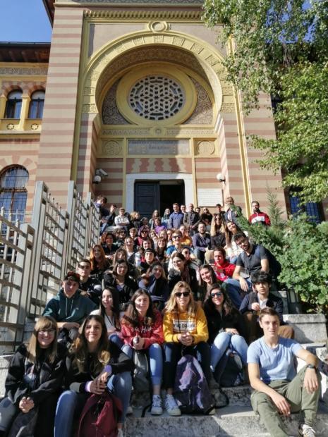 Fakultet islamskih nauka posjetili učenici iz Italije