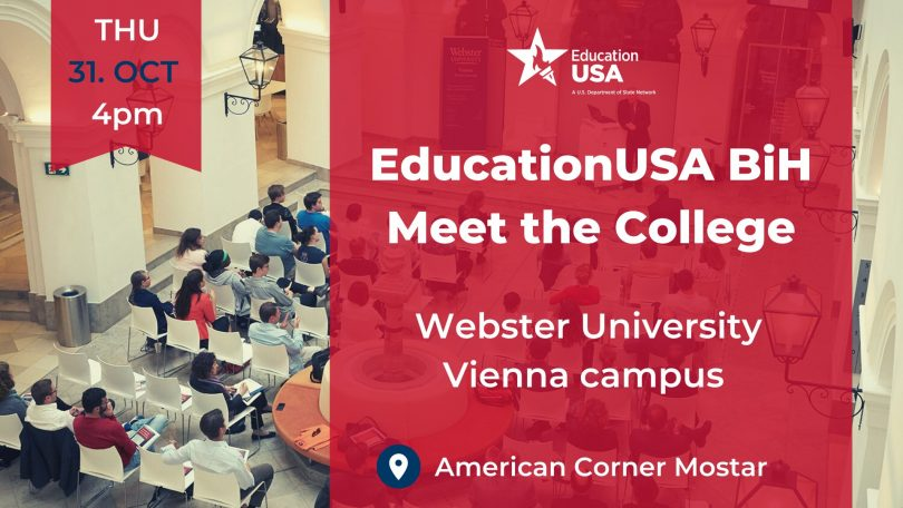 Mostar-Meet the College: Webster University!Vienna