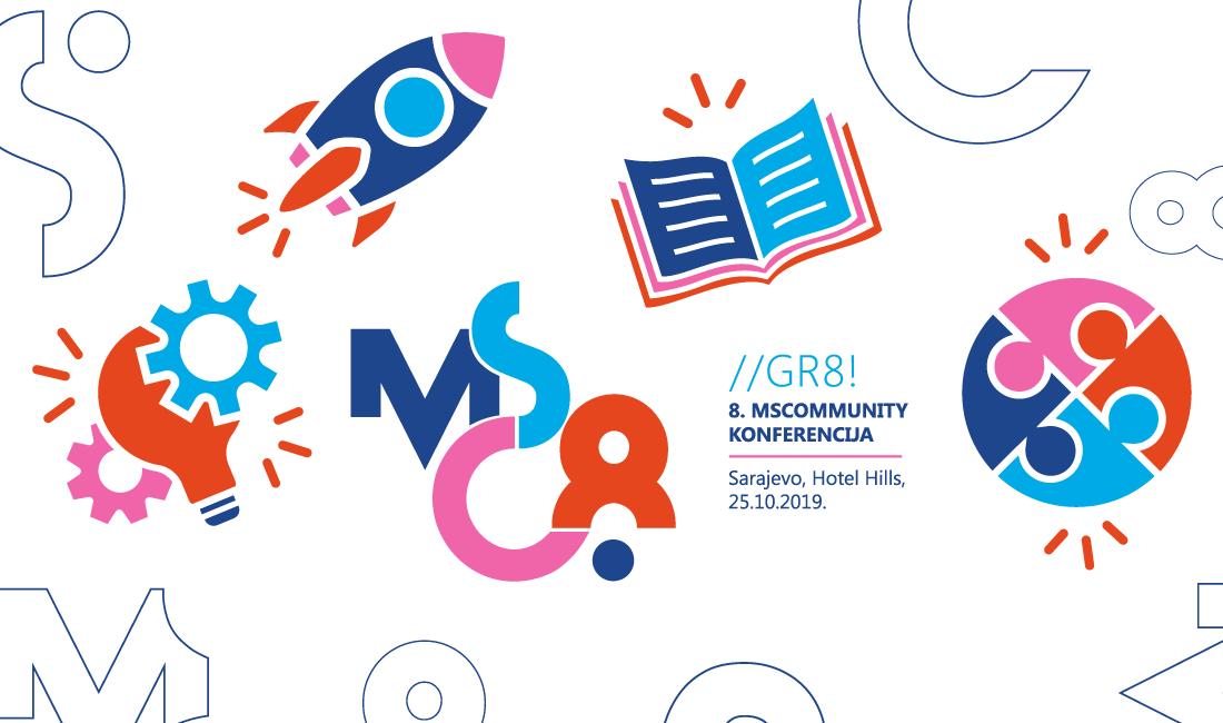 Globalno aktuelne IT teme na osmoj MSCommunity konferenciji u Sarajevu