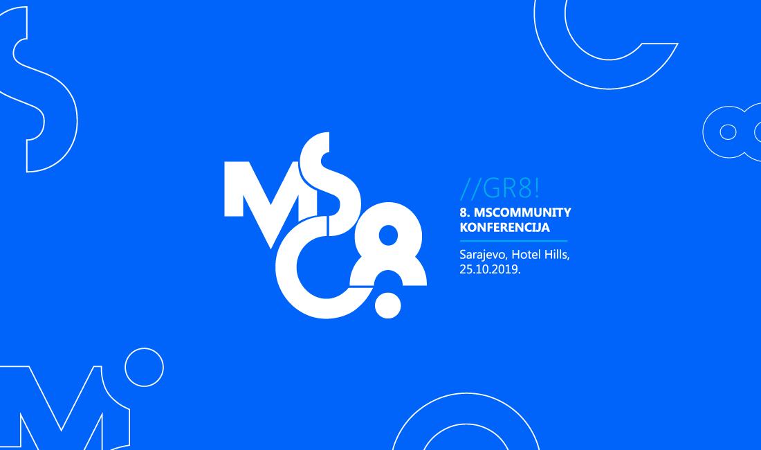 Save the date – 8. MSCommunity BiH konferencija