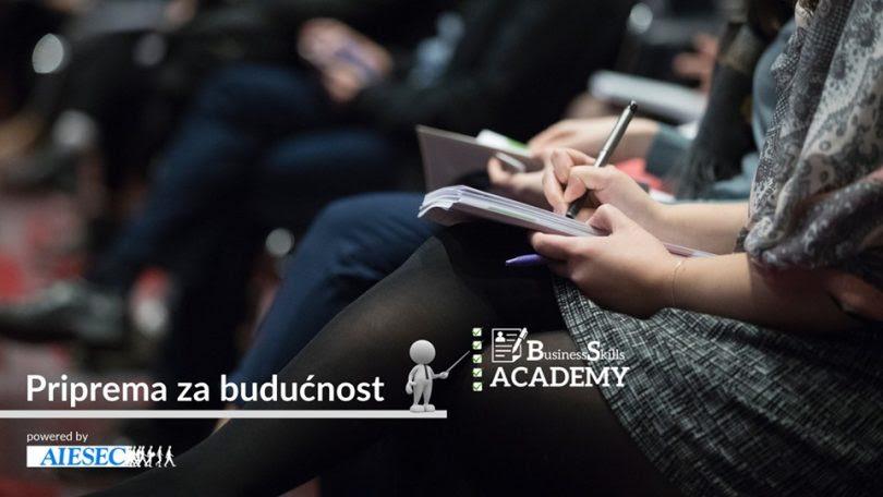 Prijavi se na Business Skills Academy