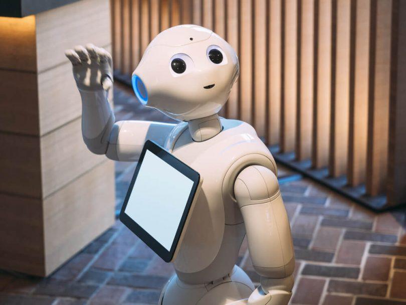 Robot pomaže bolesnom dječaku da prati nastavu