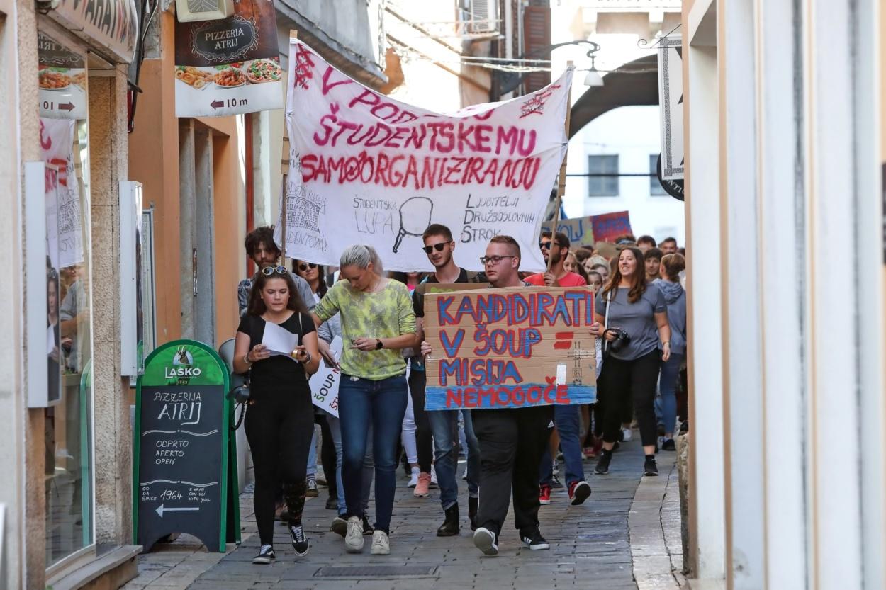 """U Sloveniji eskalirao """"rat studenata"""": Studenti traže poništenje izbora studentske organizacije"""