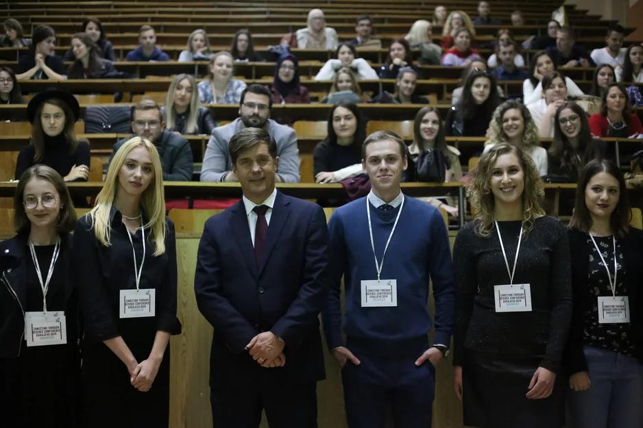 Studenti biologije prezentovali svoja istraživanja na konferenciji Connecting Through Science