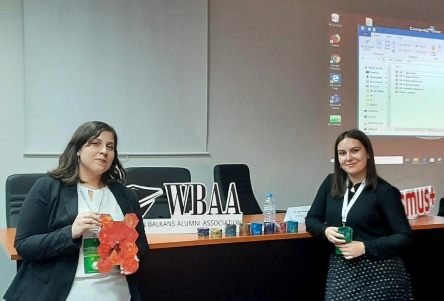 Studentice Poljoprivredno-prehrambenog fakulteta osvojile prvo mjesto za najbolju okolišnu ideju na internacionalnoj konferenciji