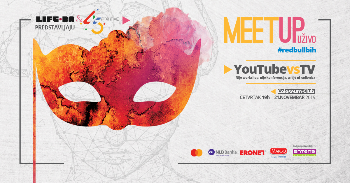 MeetUp uživo: Televizija ili YouTube?