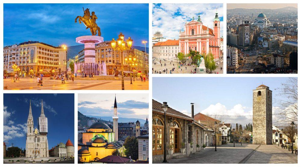 Zanimljive priče o nastanku imena glavnih gradova ex JU država