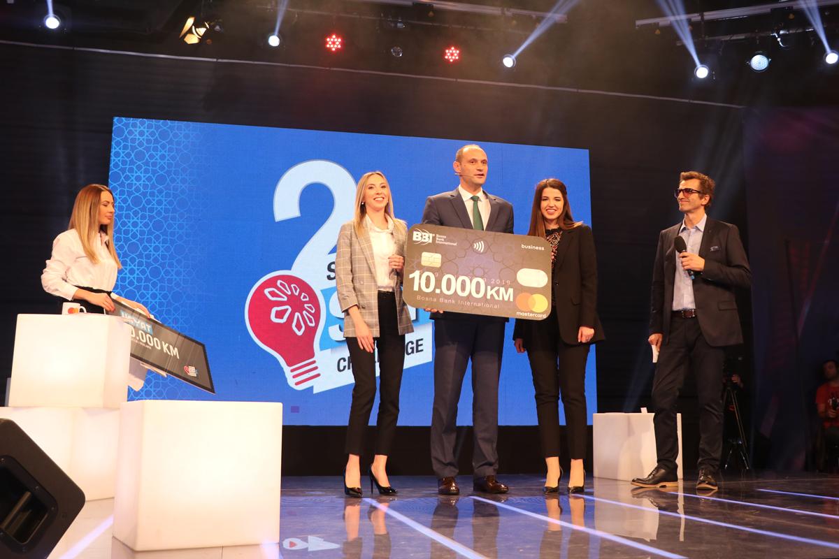 Studentice iz Čitluka pobjednice prve emisije nove sezone takmičenja SBF Start-up Challenge