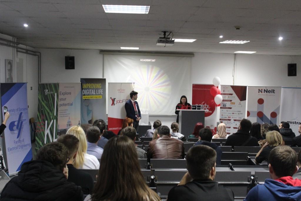 U Sarajevu završen JobFAIR – sajam zapošljavanja za studente i diplomce tehničko-tehnoloških fakulteta i ekonomije