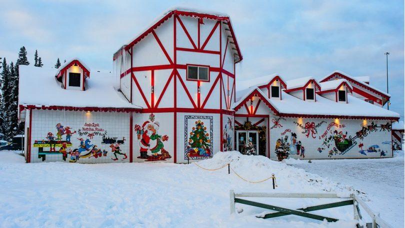 Djeda Mraz i praznici: Kako je odrastati u gradiću Sjeverni Pol