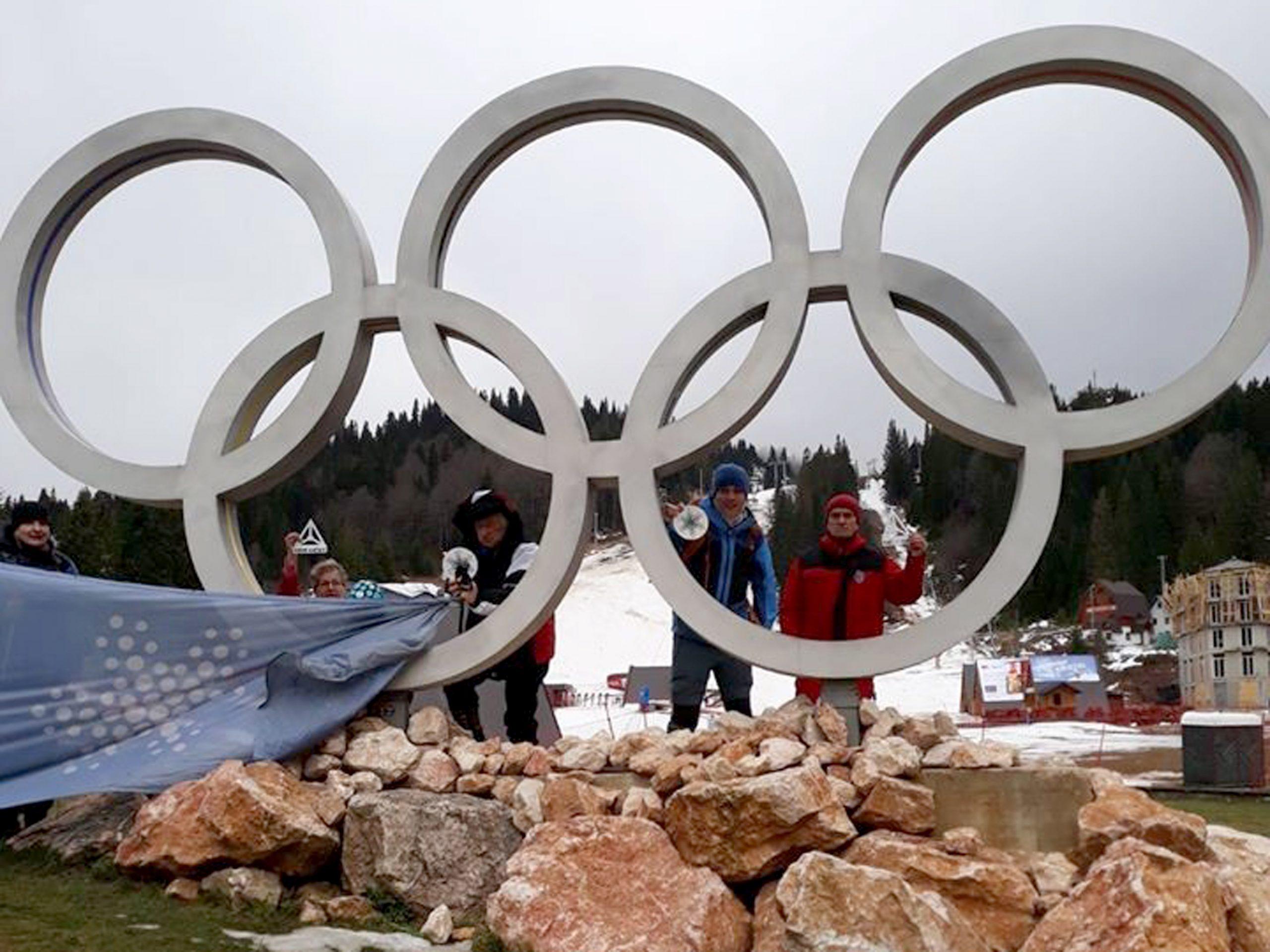 Pohod na olimpijske planine Bjelašnicu, Igman, Jahorinu i Trebević
