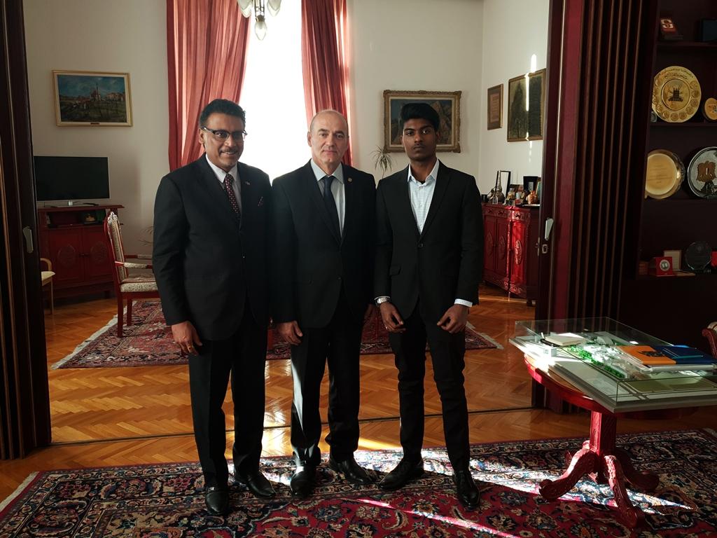 Najavljena saradnja Univerziteta u Sarajevu i Univerziteta Binary iz Malezije