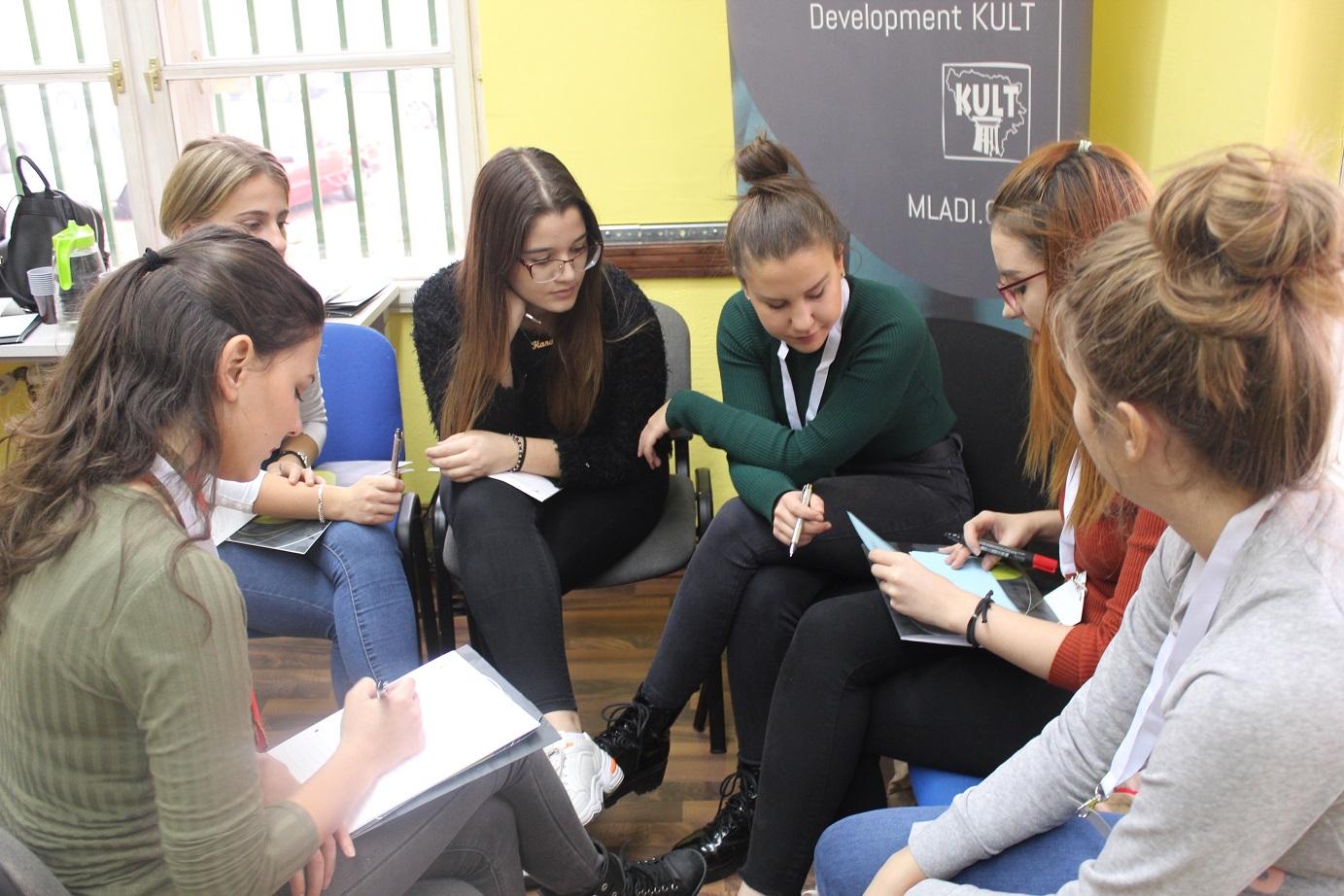 Vrijeme je za novu generaciju omladinskih lidera i liderica