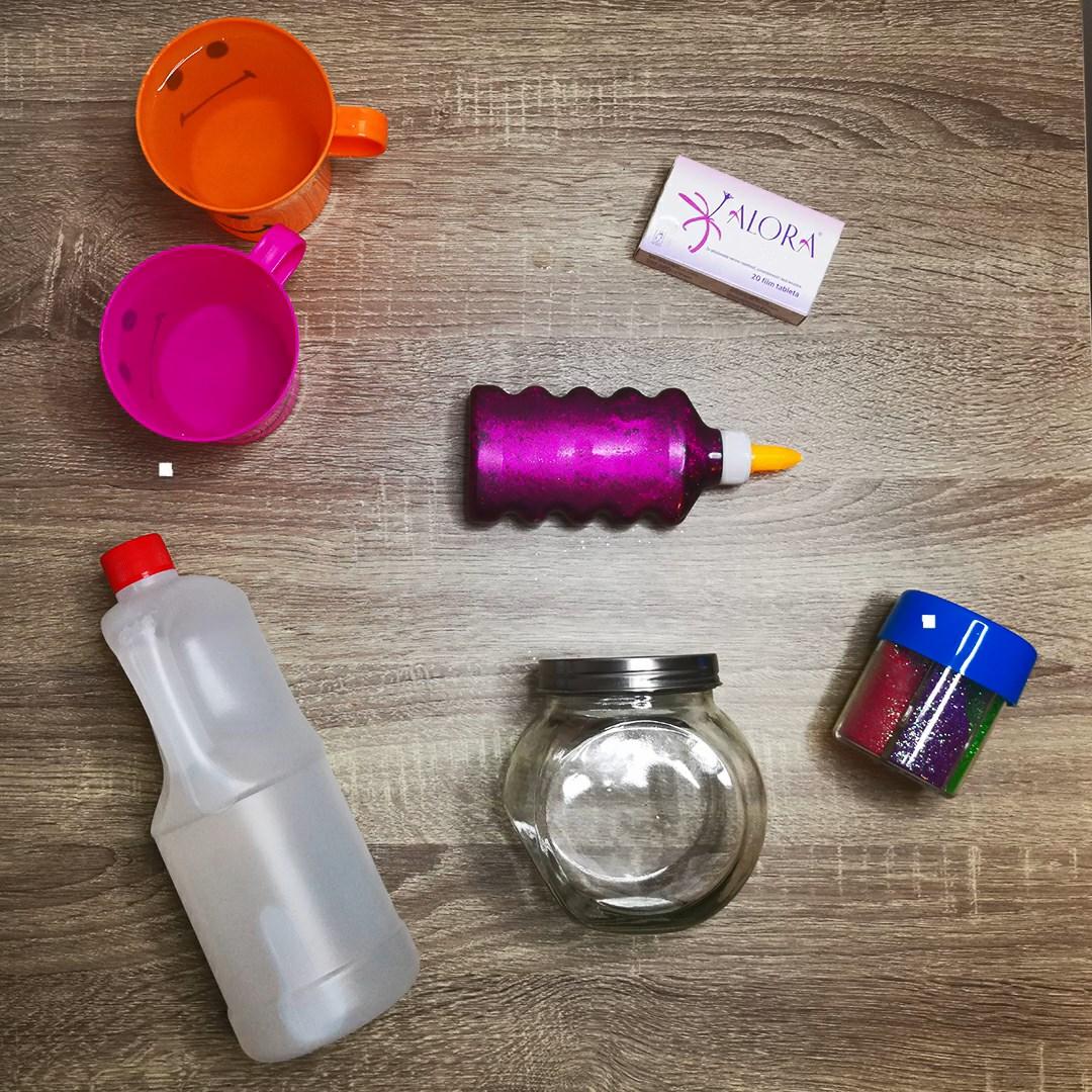 DIY: Napravi svoju antistres bočicu