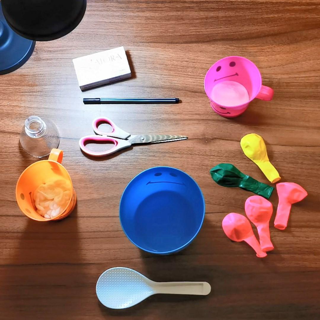 DIY: Napravi svoju antistres lopticu