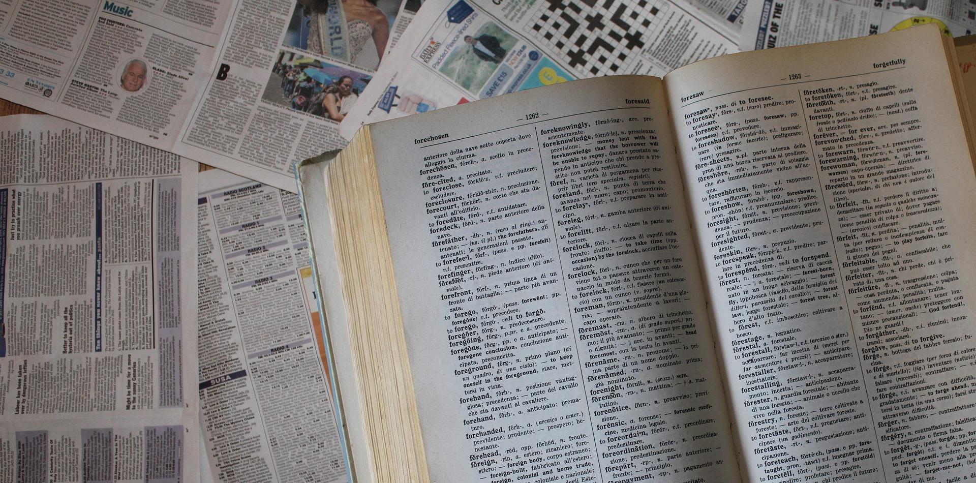 Deset činjenica o engleskom jeziku
