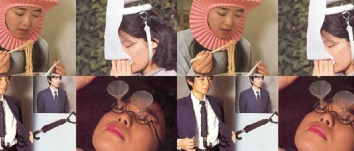 Ludi japanski izumi: Od kišobrančića za cipele do knjige jastuka