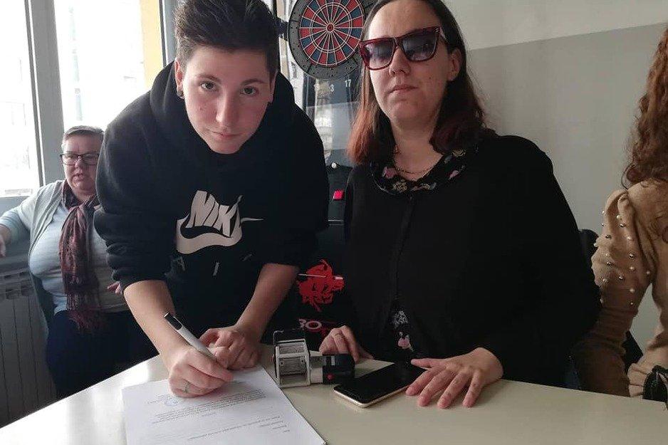 Sarajevski studenti psihologije slobodno vrijeme provode pomažući slijepima