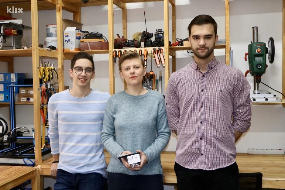 Studenti iz Tuzle osmislili mobilni uređaj za precizno mjerenje kvaliteta zraka