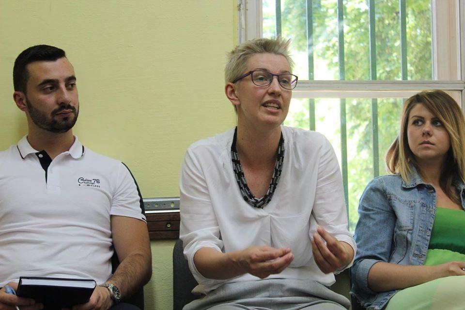 Tamara Cvetković: Nikada neću prestati vjerovati u svoju viziju društva jednakih vrijednosti za sve!