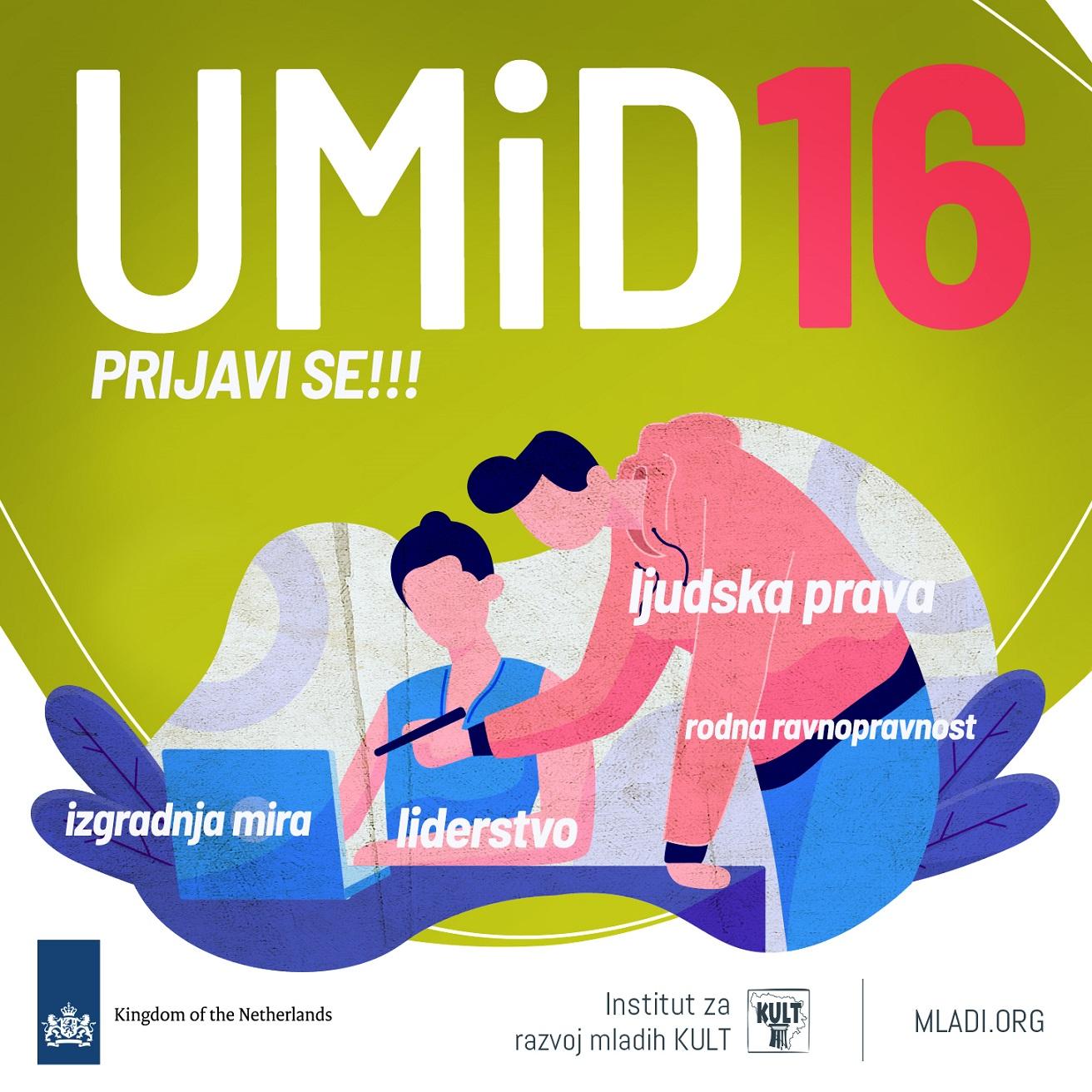 Prijavi se za novu generaciju UMiD-a