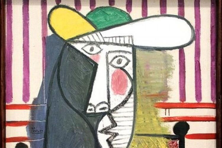 Uništio Pikasovu sliku usred muzeja