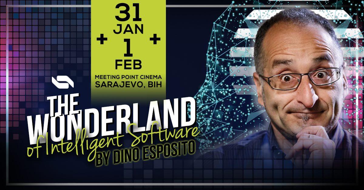 Svjetski poznati AI stručnjak Dino Esposito dolazi u Sarajevo