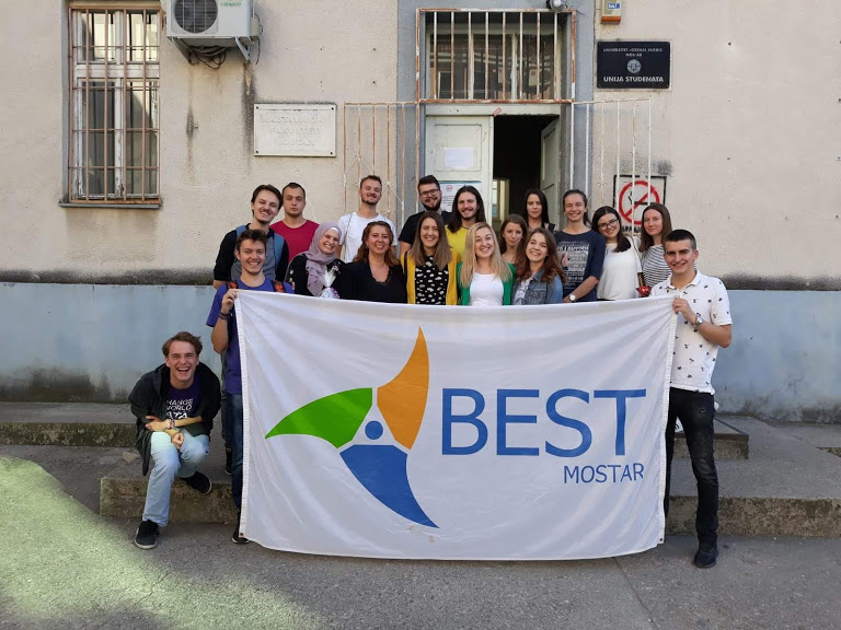 Osam godina postojanja studentske organizacije BEST Mostar