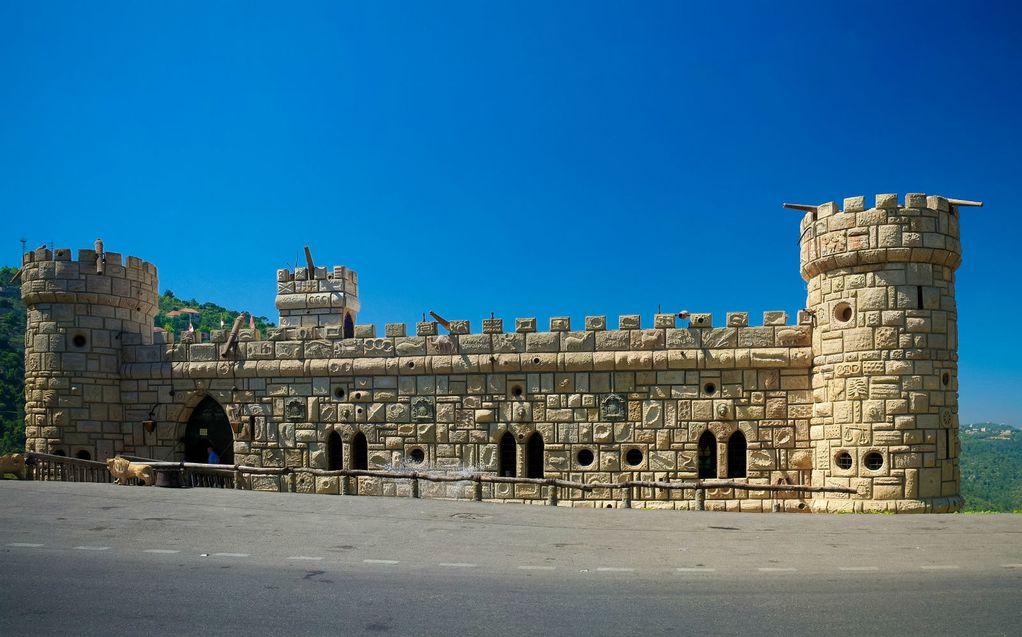 Dokazao da može ostvariti snove: Cijeli život proveo gradeći dvorac iz inata