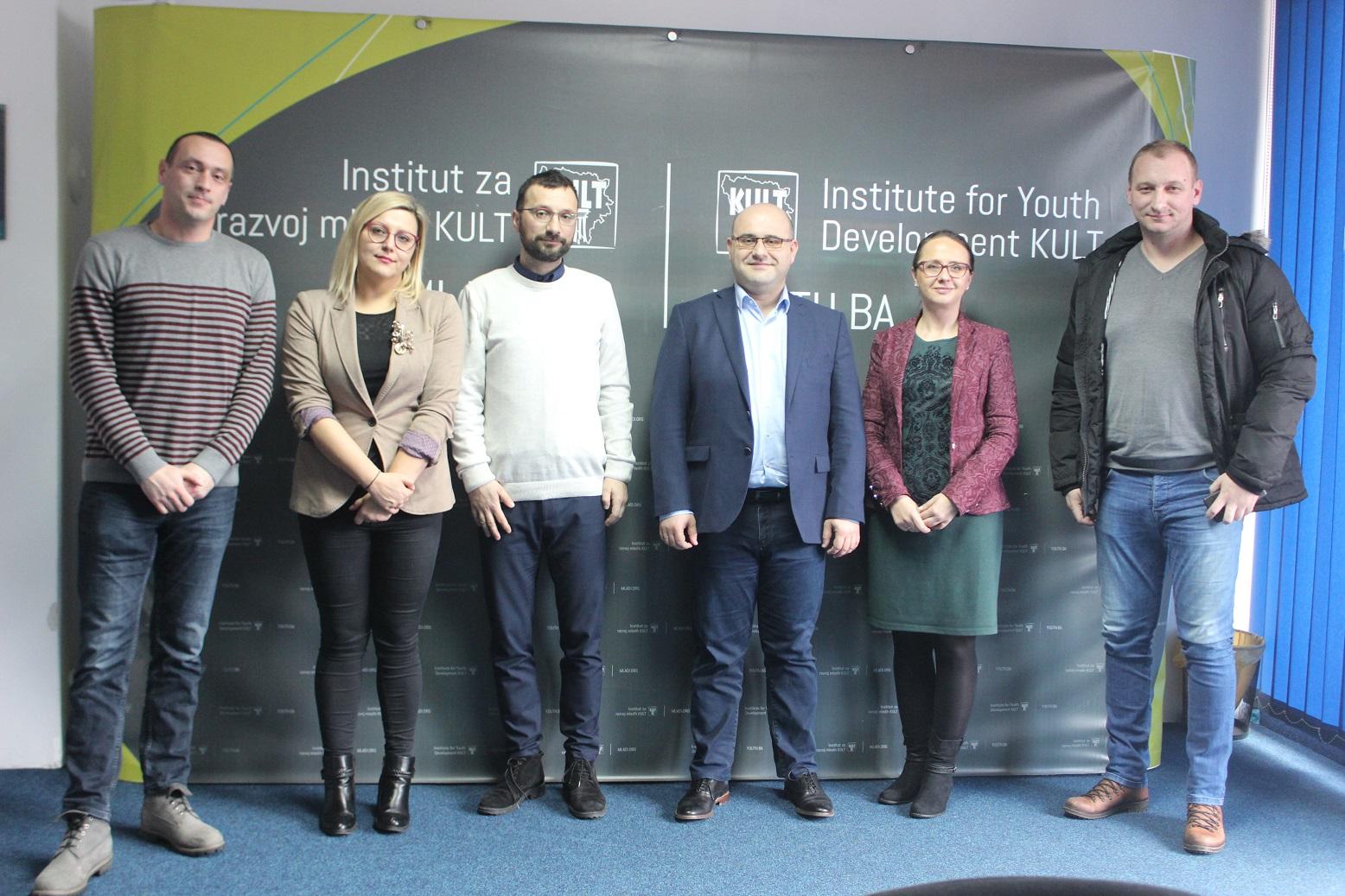 Institut za razvoj mladih KULT spreman podržati male zajednice u stvaranju boljih uslova za život mladih
