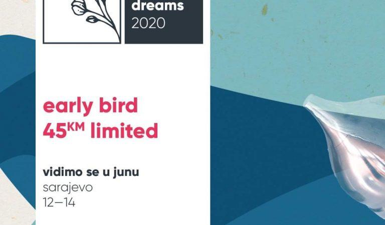 """Karte za """"Baštu snova"""" po jedinstvenoj cijeni: U prodaju puštene early bird ulaznice za Garden of Dreams festival"""