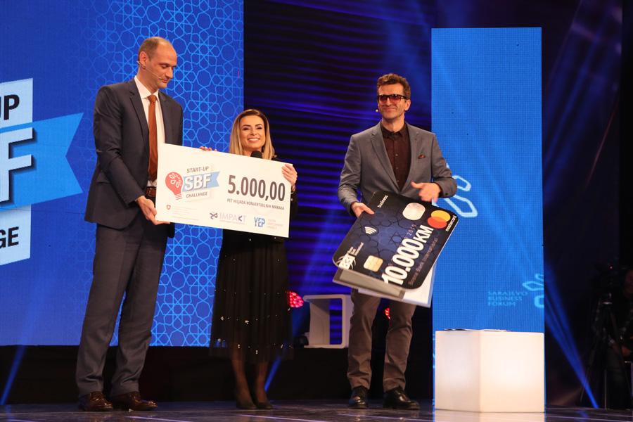 Pobjednica četvrte emisije druge sezone SBF Start-up Challenge: Elma Mahmutović otvara agenciju za edukativni turizam i event management