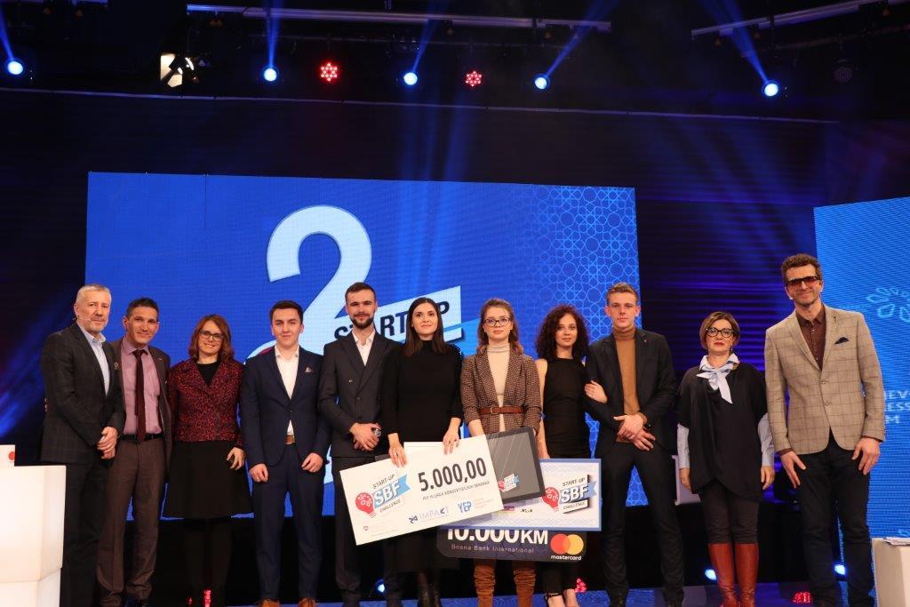 Uspjeti u BiH je lakše, vani ste uvijek stranac: Leila Šeta i Emina Ćatić iz kompanije FOODISH, pobjednice 5. emisije SBF Start-up Challenge