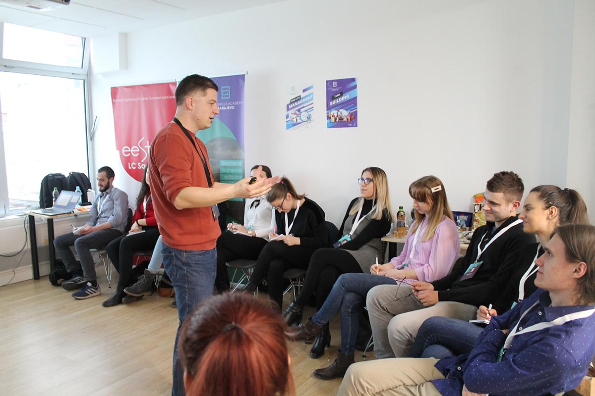 Soft Skills Academy Sarajevo 2020: U toku je 8. edicija radionice