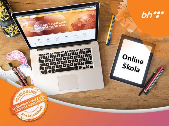 BH Telecom će omogućiti internet svim učenicima za praćenje online nastave